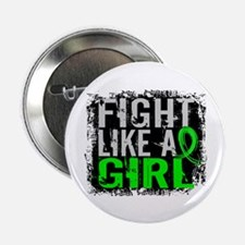 """Licensed Fight Like a Girl 31.8 Lymph 2.25"""" Button"""