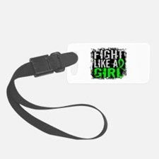 Licensed Fight Like a Girl 31.8 Luggage Tag