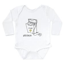 Montana Long Sleeve Infant Bodysuit