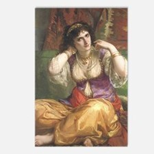 The Odalisque Postcards (Package of 8)