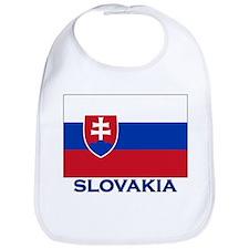 Slovakia Flag Gear Bib