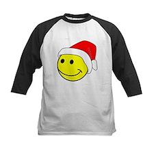 Christmas Smiley Tee