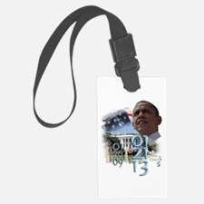 Obama's 2 Terms: Luggage Tag