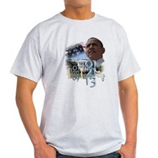 Obama's 2 Terms: T-Shirt