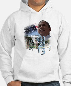 Obama's 2 Terms: Hoodie