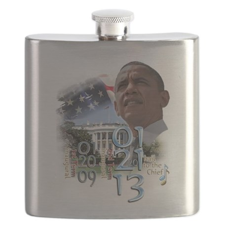 Obama's 2 Terms: Flask