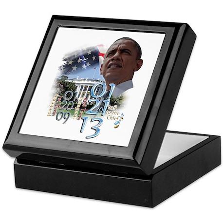Obama's 2 Terms: Keepsake Box
