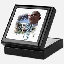 Obama's 2 Terms: Keepsake Box