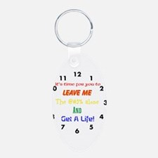 Get A Life! Keychains