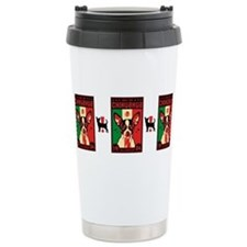 Unique Chihuahua art Travel Mug
