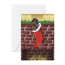 Dapple Christmas Greeting Cards (Pk of 20)