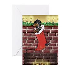 Dapple Christmas Greeting Cards (Pk of 20)
