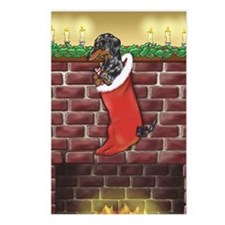Dapple Christmas Postcards (Package of 8)