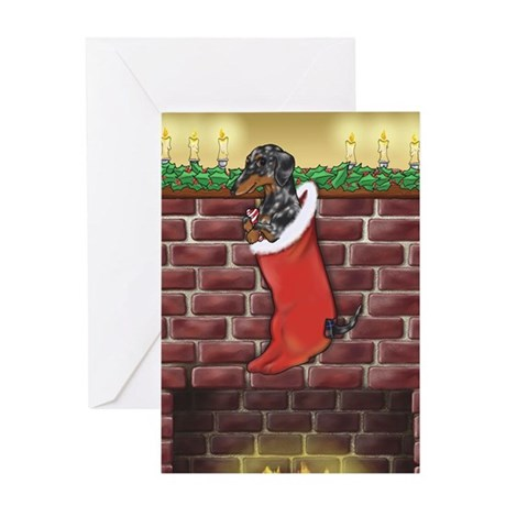 Dapple Christmas Greeting Card