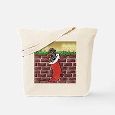 Dapple Christmas Tote Bag