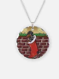 Dapple Christmas Necklace