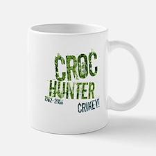 Crikey Crocodile Hunter Small Small Mug