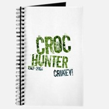 Crikey Crocodile Hunter Journal