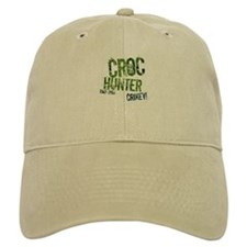 Crikey Crocodile Hunter Baseball Cap