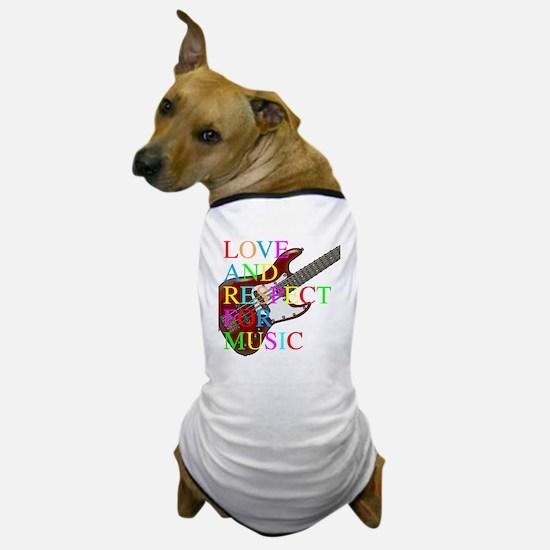 bass2 Dog T-Shirt