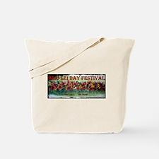 Hilo Lei Day Festival 2013 Tote Bag