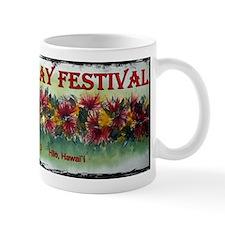 Hilo Lei Day Festival 2013 Mug