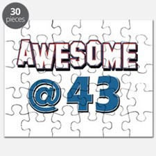 Awesome at 43 Puzzle