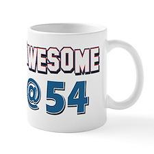 Awesome at 54 Mug