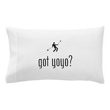 Yo-Yo Pillow Case