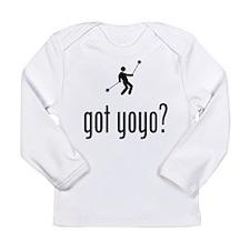 Yo-Yo Long Sleeve Infant T-Shirt