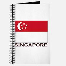 Singapore Flag Stuff Journal