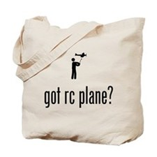 RC Aeroplane Tote Bag