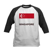 Singapore Flag Gear Tee