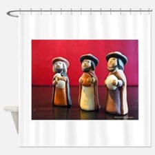 Three Wise Men Shower Curtain