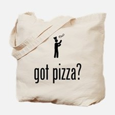 Pizza Making Tote Bag