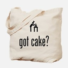 Cake Making Tote Bag