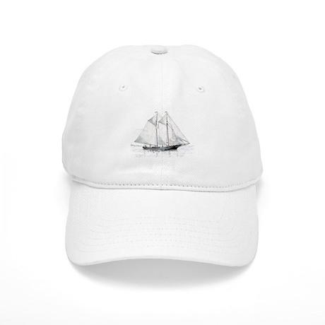 American Fishing Schooner Cap