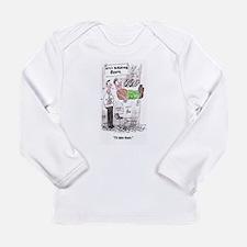 Jack. Long Sleeve Infant T-Shirt