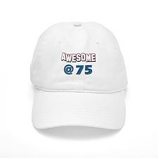 Awesome at 75 Baseball Cap