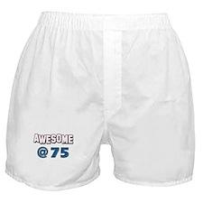 Awesome at 75 Boxer Shorts