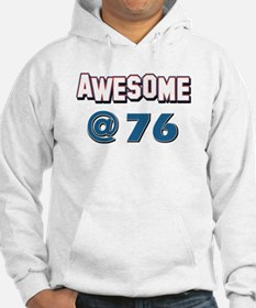 Awesome at 76 Hoodie