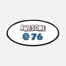 Awesome at 76 Patches