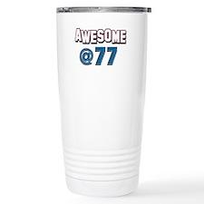 Awesome at 77 Travel Mug