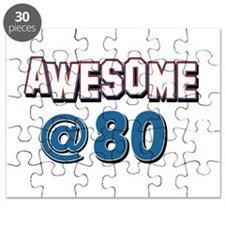 Awesome at 80 Puzzle