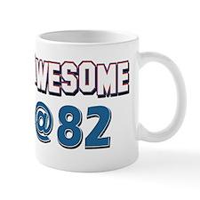 Awesome at 82 Mug