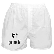 Mailman Boxer Shorts