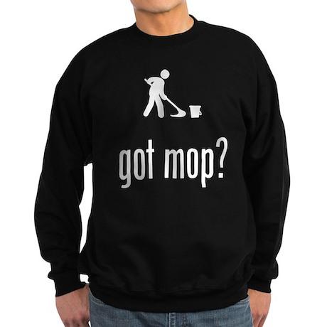 Janitor Sweatshirt (dark)