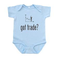 Forex / Stock Trader Infant Bodysuit