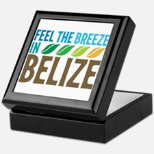 Feel The Breeze Keepsake Box