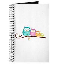Owl family Journal